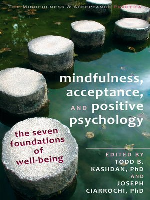 cover image of Mindfulness, Acceptance, and Positive Psychology